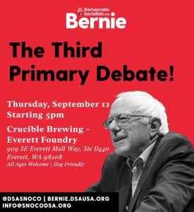 The Third Primary Debate